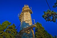 Insel Silba - Turm Toreta
