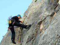 Insel Ugljan - Klettern