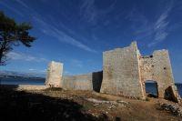 Insel Vir - Festung Kastelina