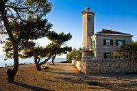 Insel Vir - Leuchtturm