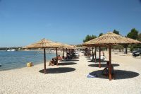 Insel Vir - Strand Jadro