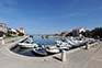 Hafen von Zlarin, Insel Zlarin