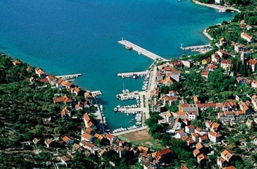 Insel Zlarin, Dalmatien, Kroatien