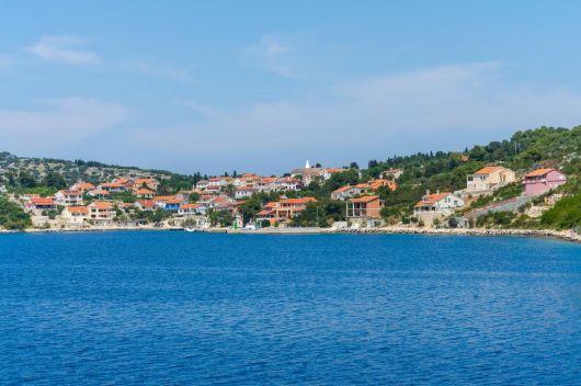 Insel Zverinac - Kroatien