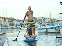 Jezera - Stand up paddling