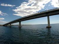 Virski Brücke, Insel Vir