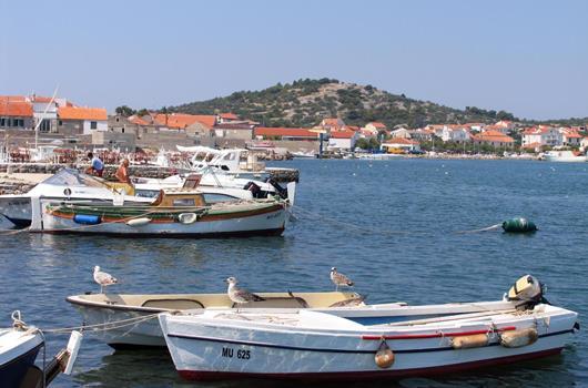 Panorama - Murter, Insel Murter - Dalmatien, Kroatien