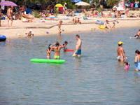 Strand Luke - Murter - Insel Murter, Dalmatien, Kroatien