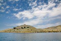 Festung Tureta - Murter, Insel Murter, Dalmatien, Kroatien