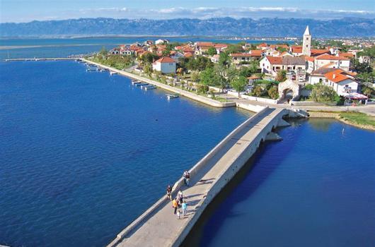 Nin - Dalmatien - Kroatien