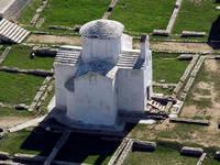 Nin - Kirche Sveti Kriz