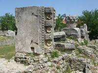 Nin - Römischer Tempel