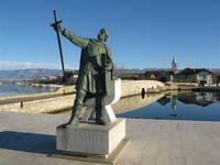 Nin - Statue Branimir