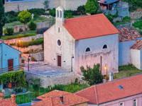 Kirche der hl. Kate in Novigrad (Dalmatien)