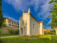 Pfarrkirche der Geburt der seligen Jungfrau Maria- Novigrad (Dalmatien)