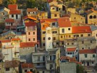Novigrad (Dalmatien) - Glockenturm Opcinski Areloj