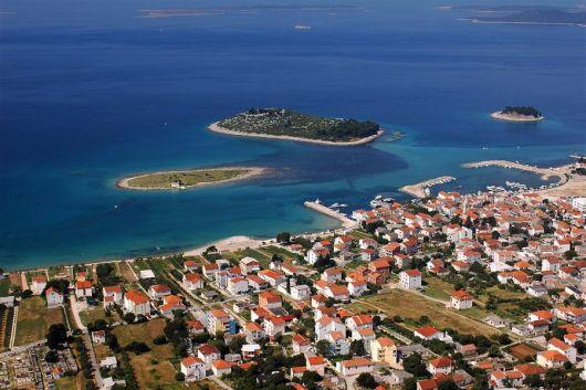 Pakostane - Dalmatien - Kroatien