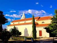 Primosten - Kirche Sv. Juraj