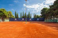 Primosten - Tennisplätze Hotel Zora
