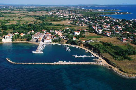 Privlaka - Dalmatien - Kroatien