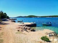 Strand in Zatoglav