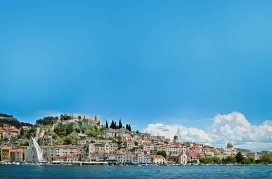 Sibenik - Norddalmatien - Kroatien