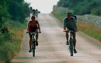 Insel Pag - Radfahren