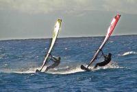 Insel Pag - Windsurfen