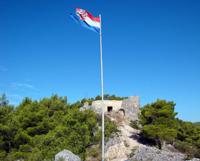 Festung Turina - Skradin