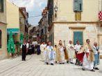 Skradin - Prozession zu Maria Geburt