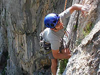 Starigrad - Klettern