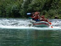 Starigrad - Kajak & Rafting Fluss Zrmanja