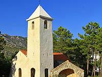 Starigrad - Kirche Sv. Petar