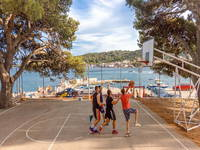 Basketball, Tisno