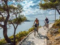Fahrradtour, Tisno