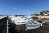 Vir - Hafen