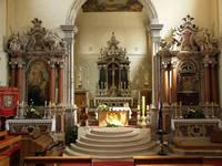 Vodice - Pfarrkirche Sv. Kriz