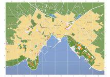 Karte von Vodice