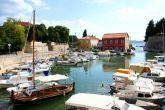Zadar - Kleiner Hafen - Fosa