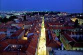 Zadar - Nachtaufnahme Kalegra