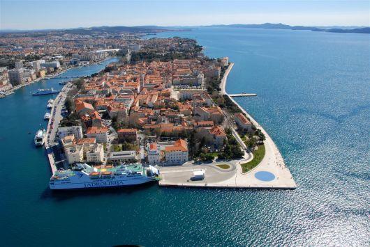 Zadar - Norddalmatien - Kroatien
