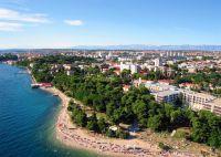 Zadar - Strand Kolovare