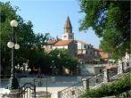 Zadar - Platz Fünf Brunnen