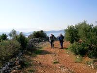Zadar - Wandern Insel Ugljan