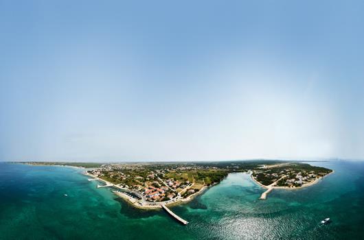 Zaton - Dalmatien, Kroatien