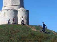 Zaton - Radfahren Radtour