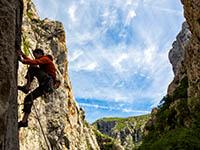 Klettern, Kroatien