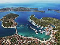 Marinas in Kroatien