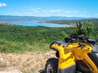 Quadfahren Kroatien