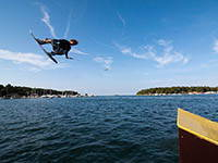 Wakeboarding in Kroatien